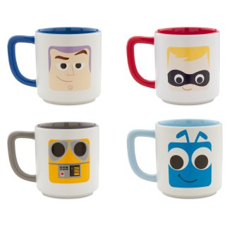 D23 Expo Disney:Pixar Products - Mug Set 2