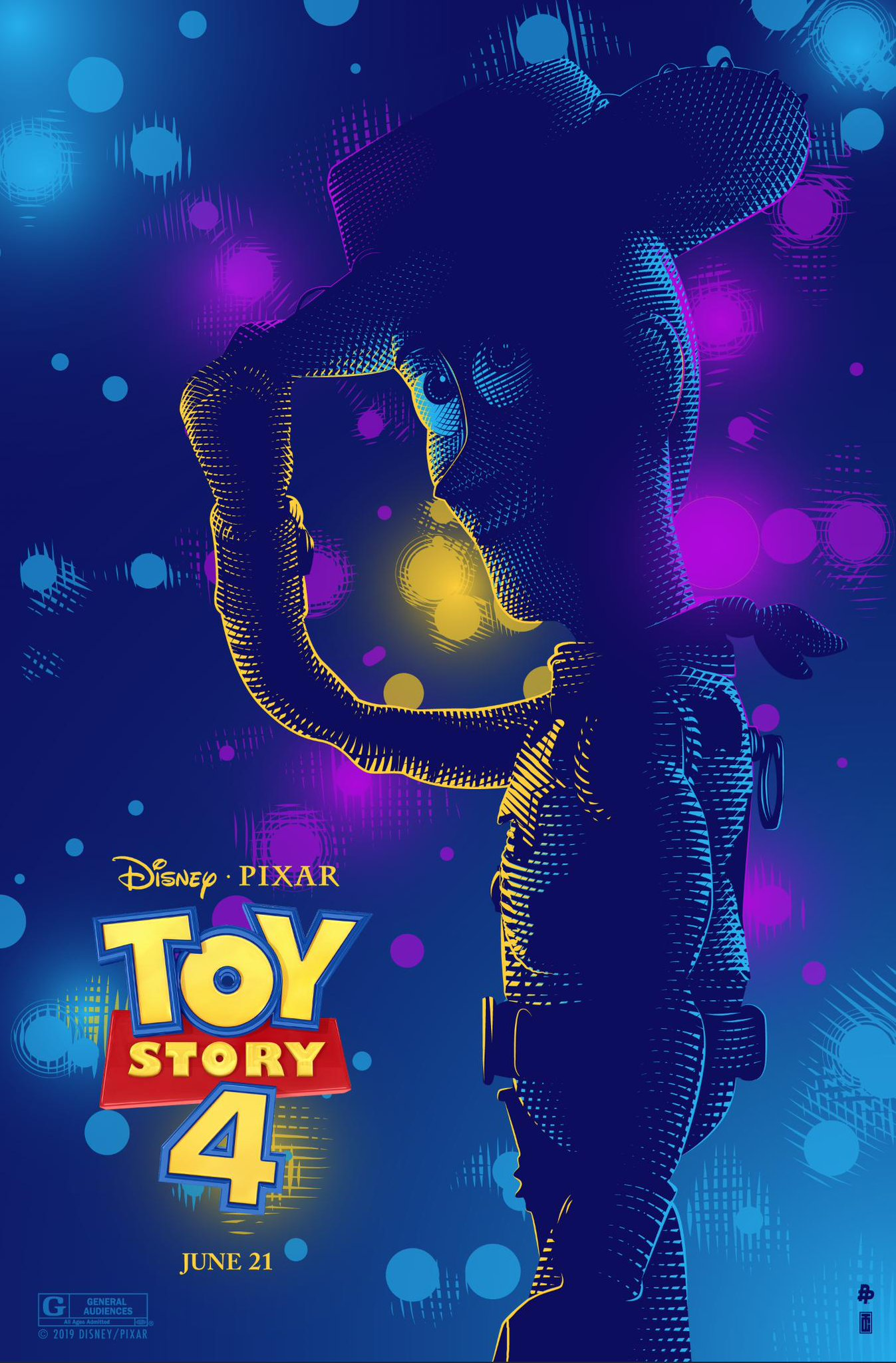 Take A Look At A New Collection Of Stunning Toy Story 4