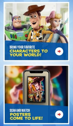 Toy Story 4 - Regal App 2