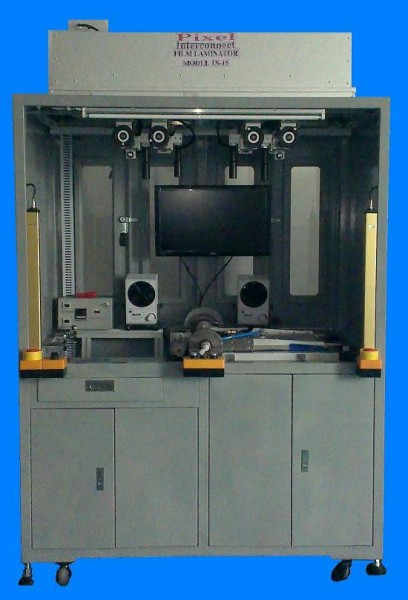 Optical Bonding Equipment & Touchscreen Assembly Equipment