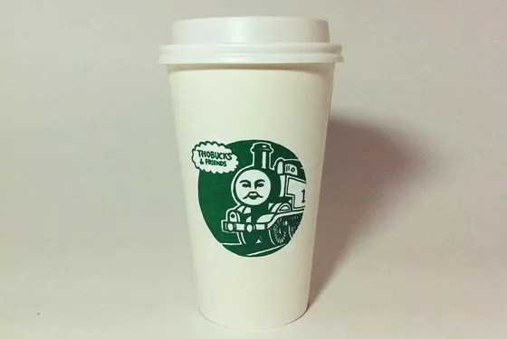 Meet The Creative Genius Who Turns Starbucks Cups Into Art