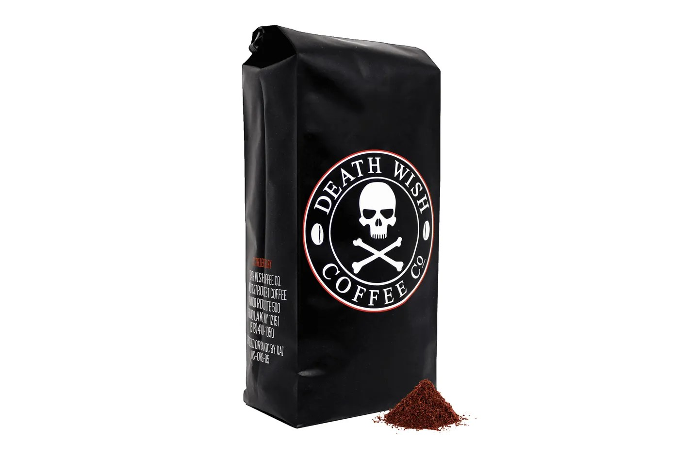 Heres How Something Called Death Wish Coffee Got Its Own Super Bowl Ad