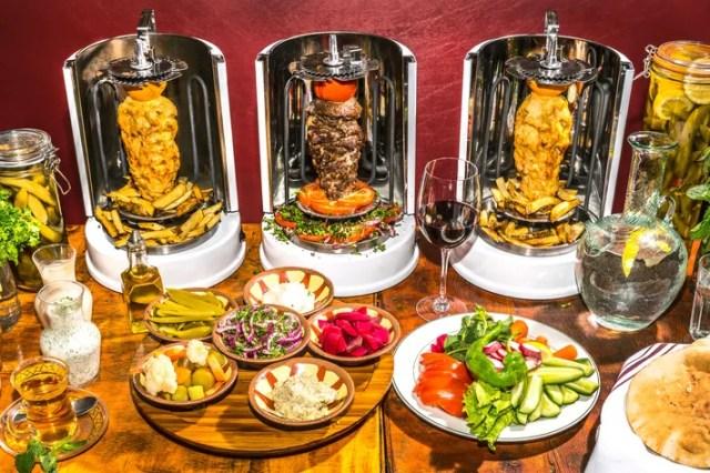 Image result for au za'atar shawarma