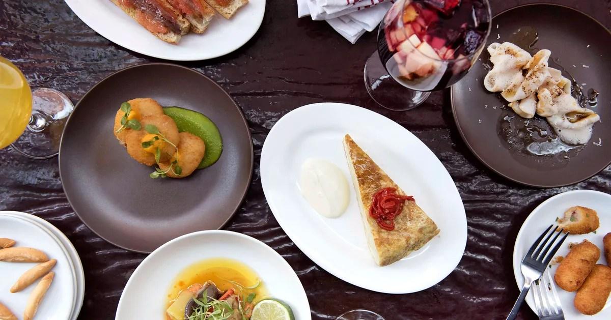 Best Spanish Tapas Restaurants Nyc