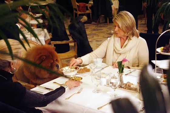 Martha Stewart==