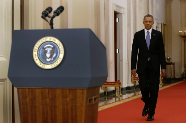 Frank Rich: Obama Strikes Out on Syria -- NYMag
