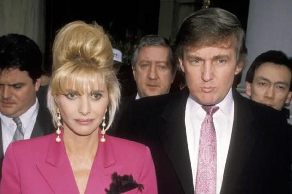 Ex-Wife Accused Donald Trump of 'Violating' Her; Spokesman ...