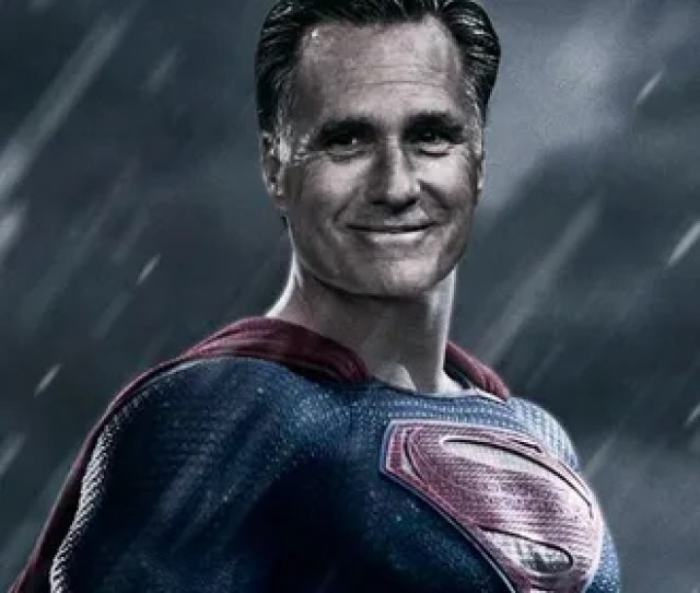 People Beginning To Fantasize About  Plot Twist In Which Mitt Romney Saves The Day