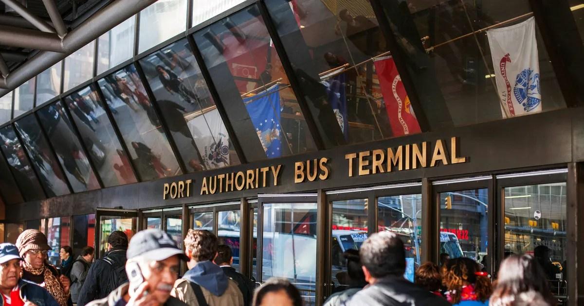 Schematics Port Bus Terminal Authority