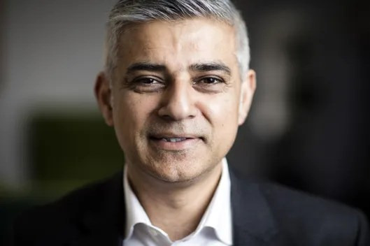 London Elects Its First Muslim Mayor -- NYMag
