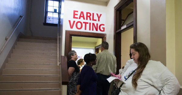 GOP Voter-Suppression Efforts Shift to the Local Level