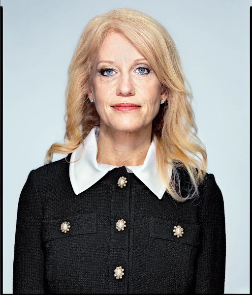 Kellyanne Conway Is the Real First Lady of Trump s America