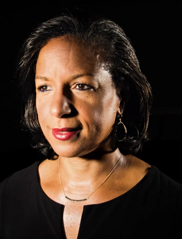 Talking Trump and Tennis With Susan Rice