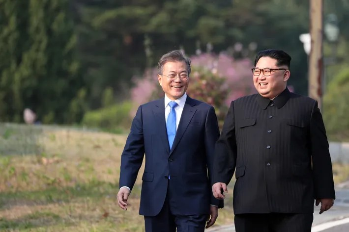 Image result for WILL nORTH & sOUTH kOREA BE REUNIFIED