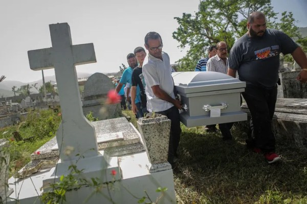 Study: Hurricane Maria Killed Thousands of Puerto Ricans