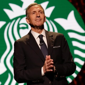 Image result for Howard Schultz