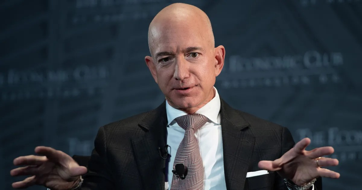 Talking To The Law Student With A Novel Theory About Amazon