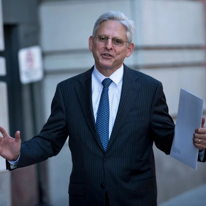 Obama Supreme Court Nominee Merrick Garland Could Rule On Trump Subpoena Appeal