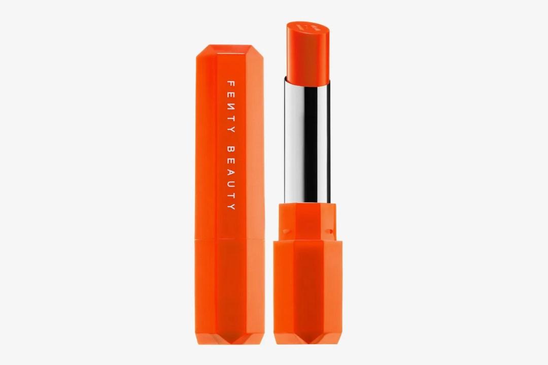 Fenty Beauty by Rihanna Poutsicle Juicy Satin Lipstick, Sun Snatched