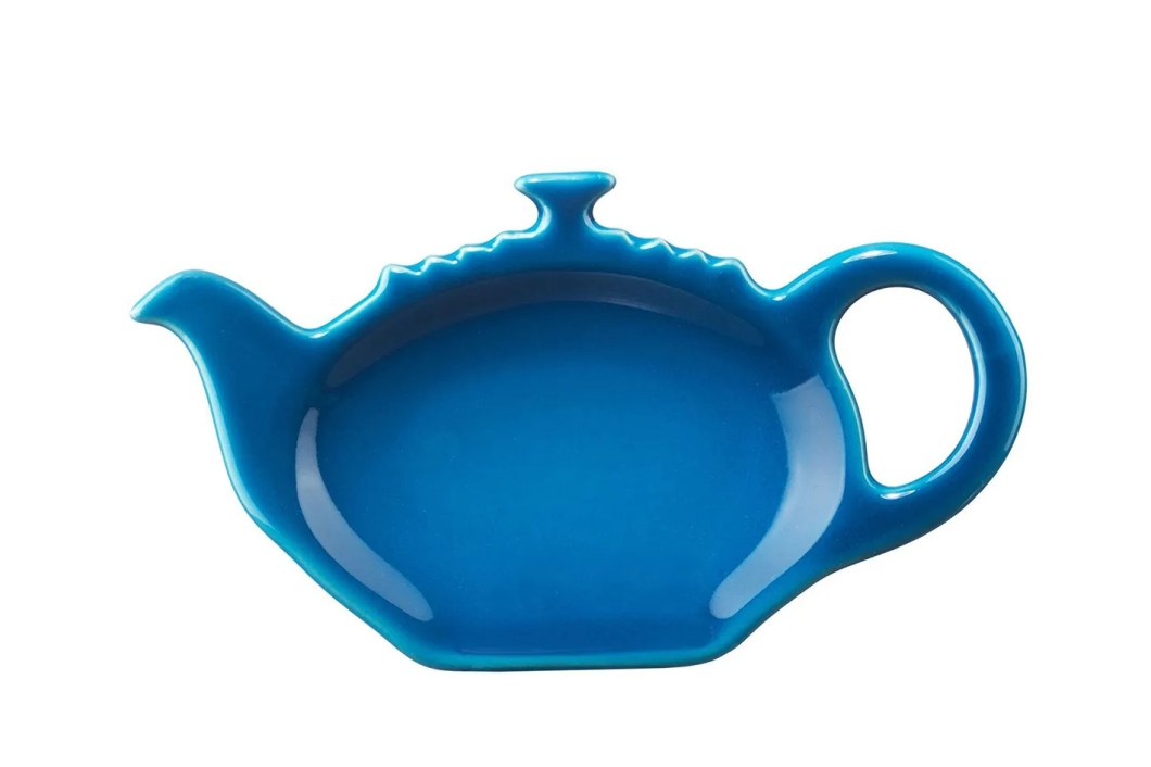 Le Creuset Stoneware Tea Bag Holder, Marseille
