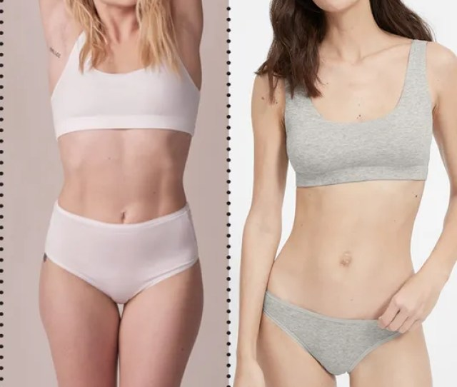 I Tried And Loved Everlanes New Line Of Underwear