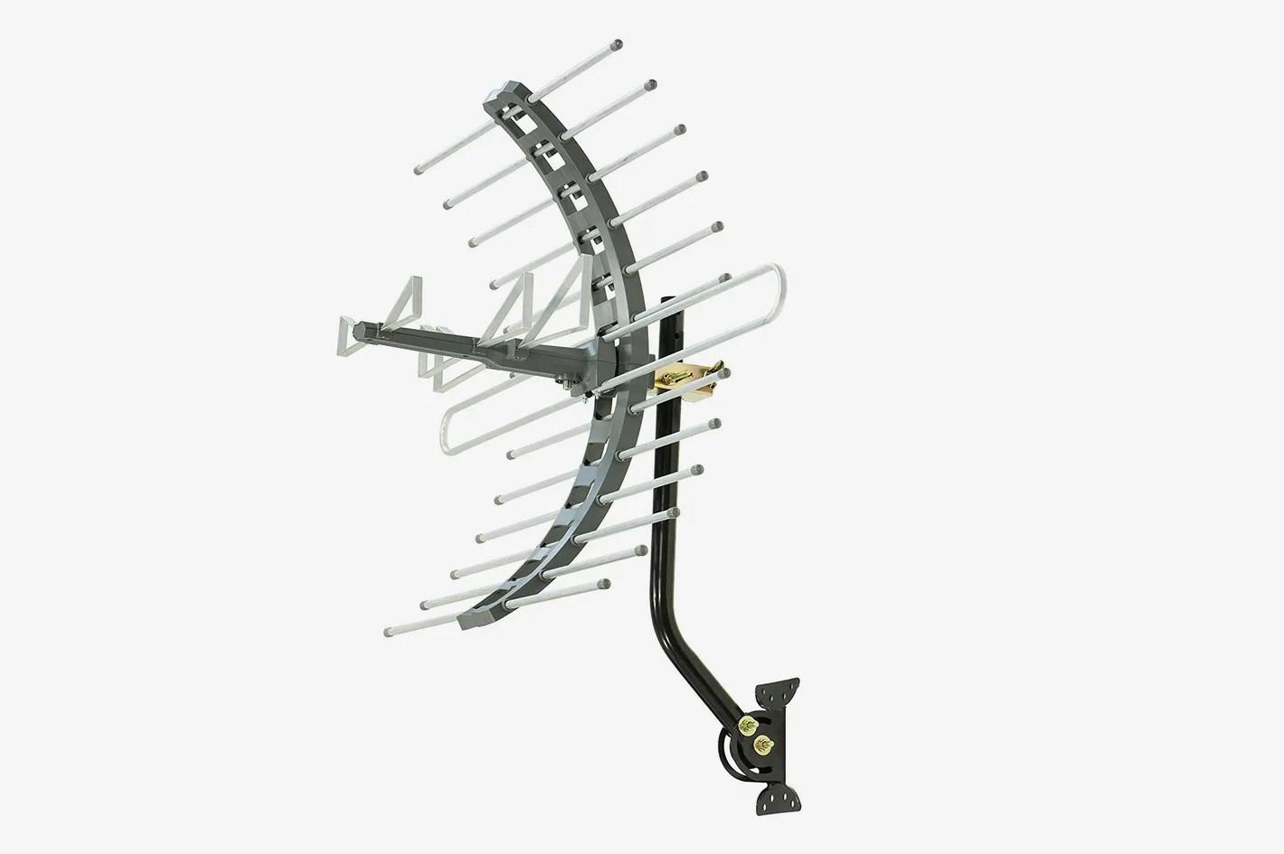 How To Set Up An Outdoor Tv Antenna