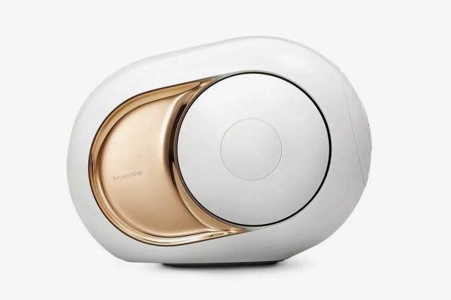 Devialet Gold Phantom Wireless Speaker