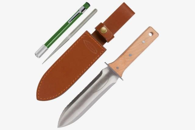 Hori Hori Garden Knife Gift Set