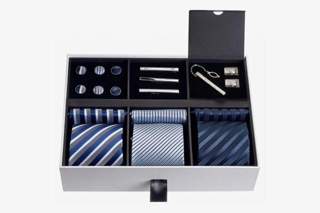 Tavato Premium Men's Gift Tie Set