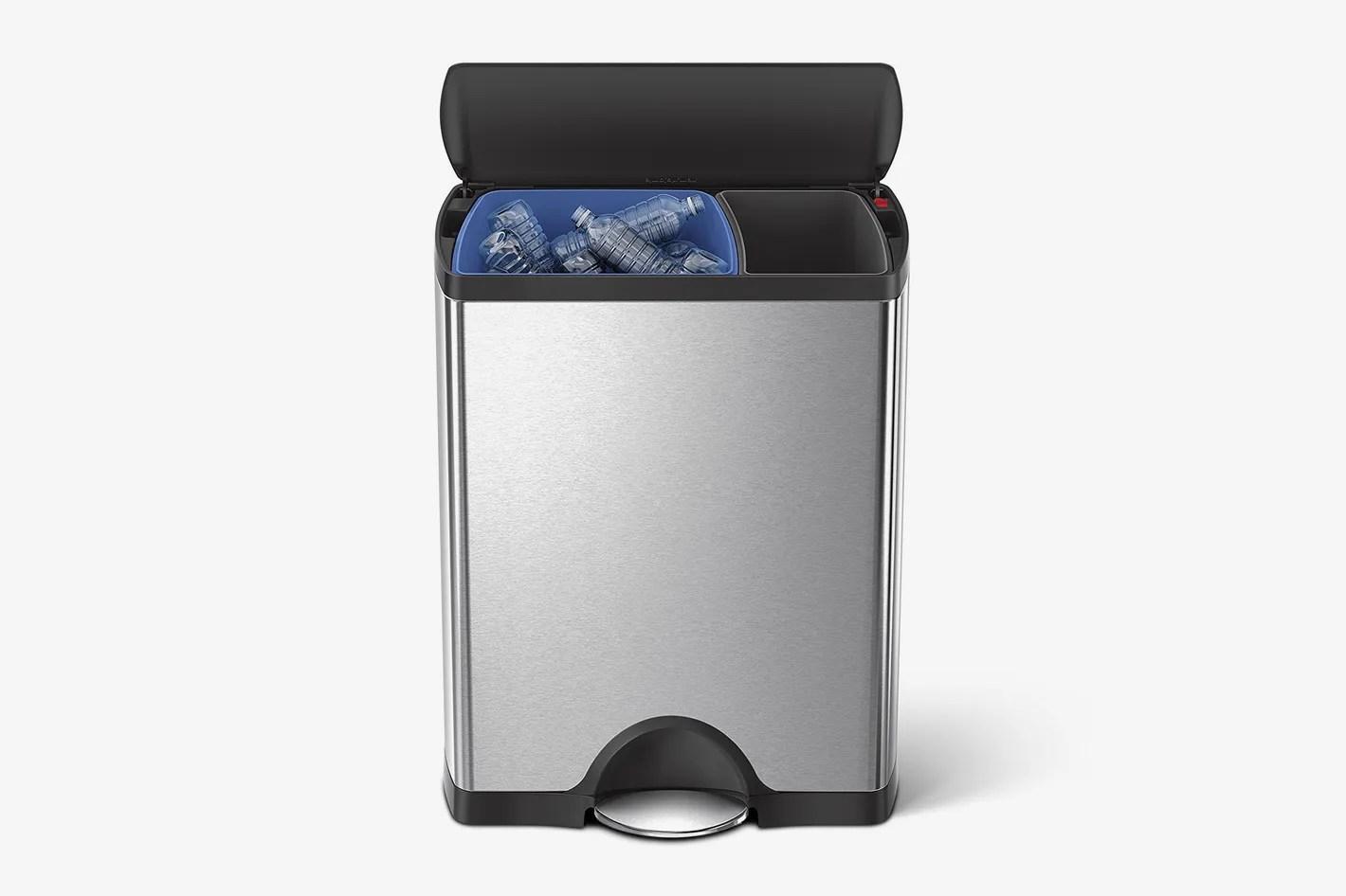 13 Best Kitchen Trash Cans 2019