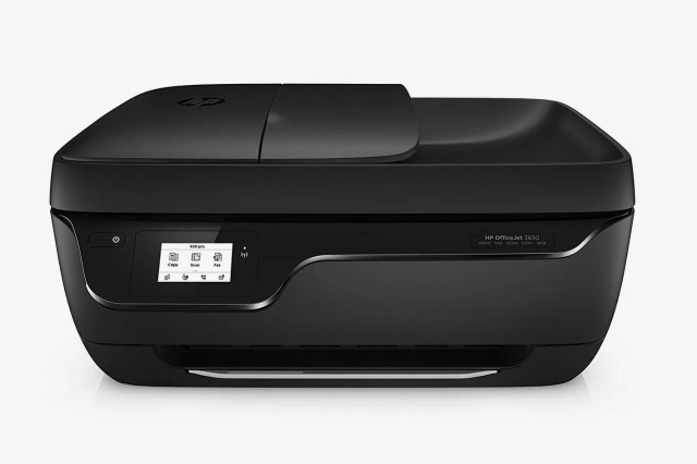 HP OfficeJet 3830 All-in-One Wireless Printer With Mobile Printing