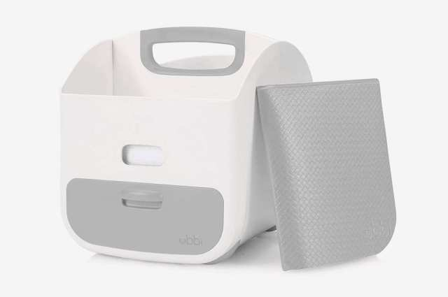 Ubbi Portable Diaper Changing Station and Caddy