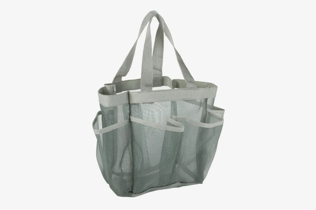 Handy Laundry 7-Pocket Shower Caddy Tote