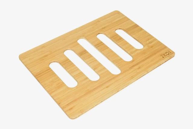 2Koi Minimal Bamboo Lap Desk
