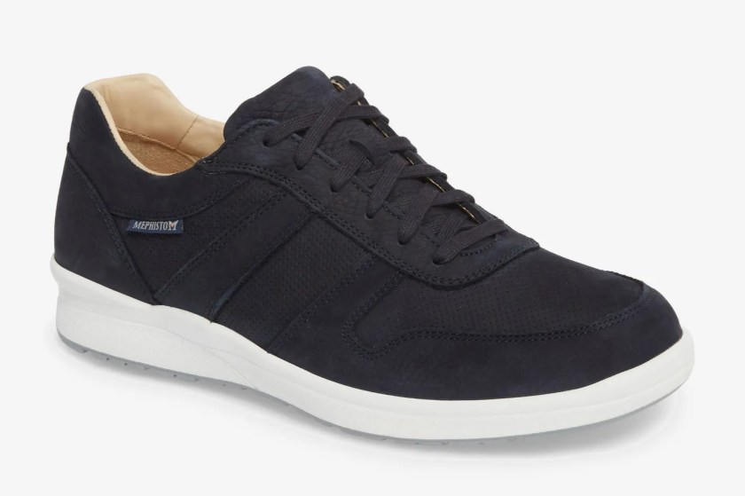 Mephisto Vito Perforated Sneaker