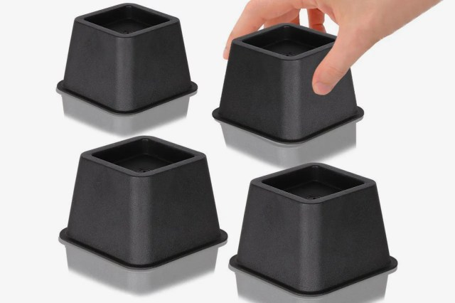 DuraCasa Bed Risers 4-Pack (3in)
