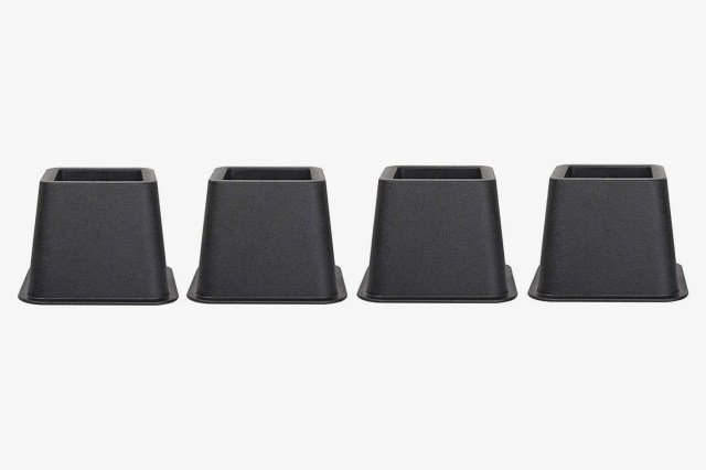 Easygoing 4-Pack 3-Inch Height Bed Risers