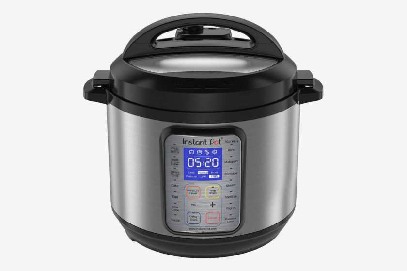 Instant Pot DUO Plus 60, 6 Qt 9-in-1 Multi- Use Programmable Pressure Cooker