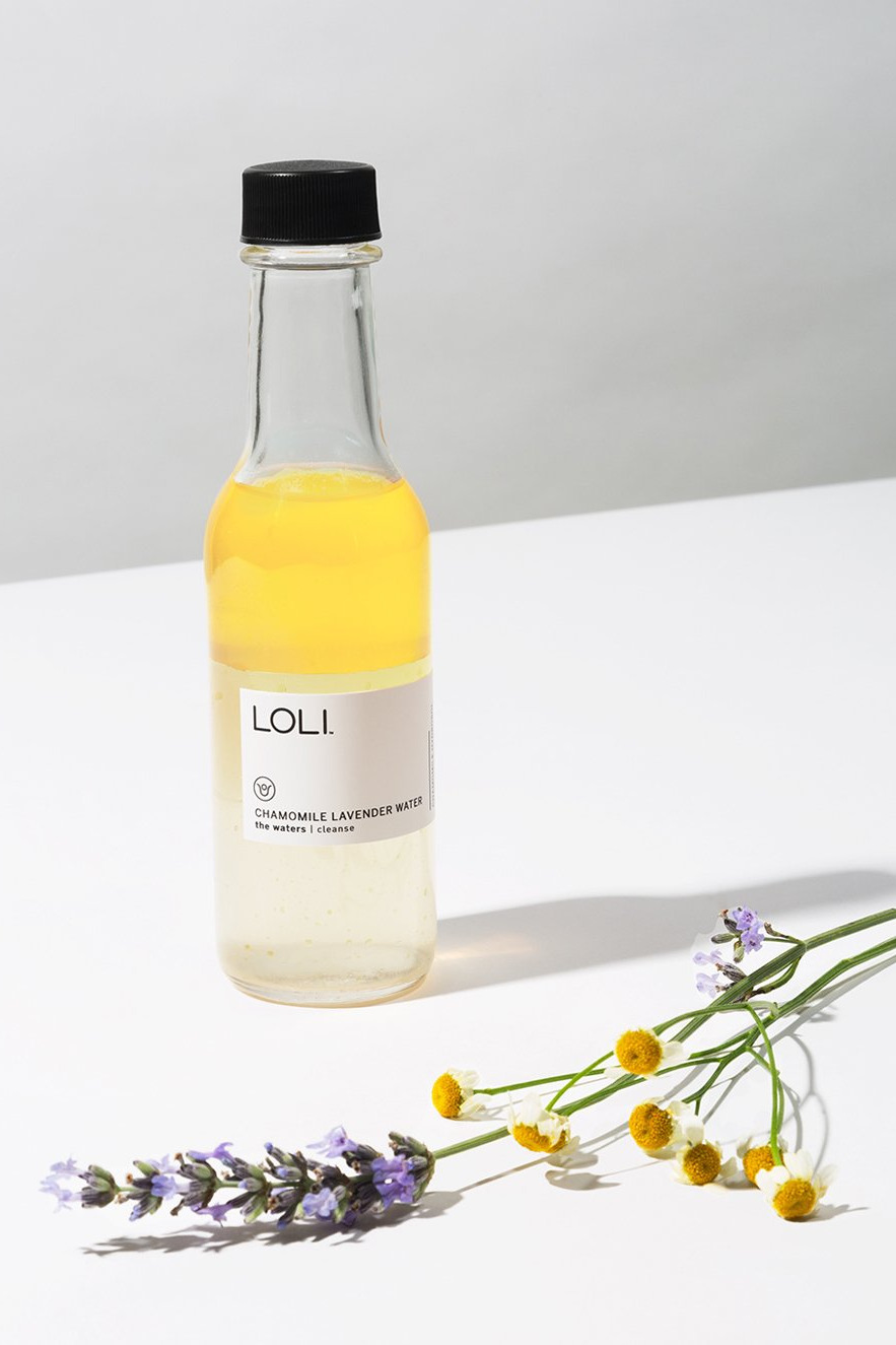 Loli Beauty Chamomile Lavender Water