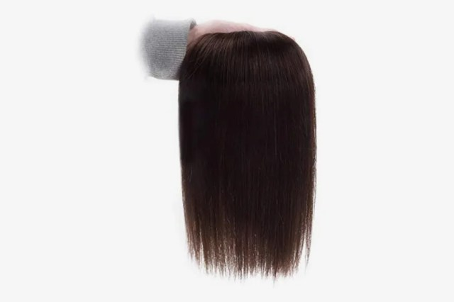 "Winsky 14"" Clip in Hair Extensions, 50 grams, 4 pieces, Dark Brown"