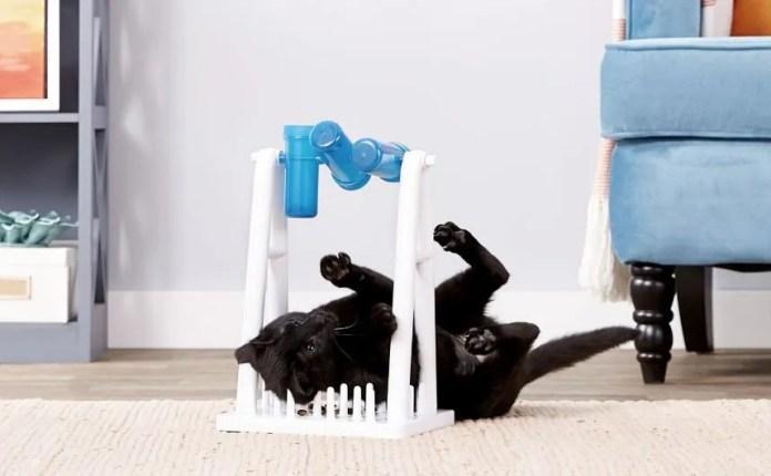 Trixie Mad Scientist Turn-Around Interactive Cat Toy