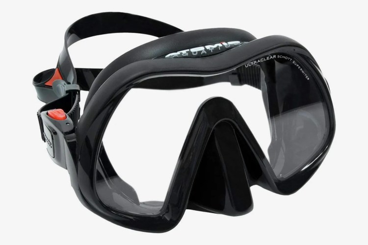 Atomic Aquatics Venom Frameless Dive Mask