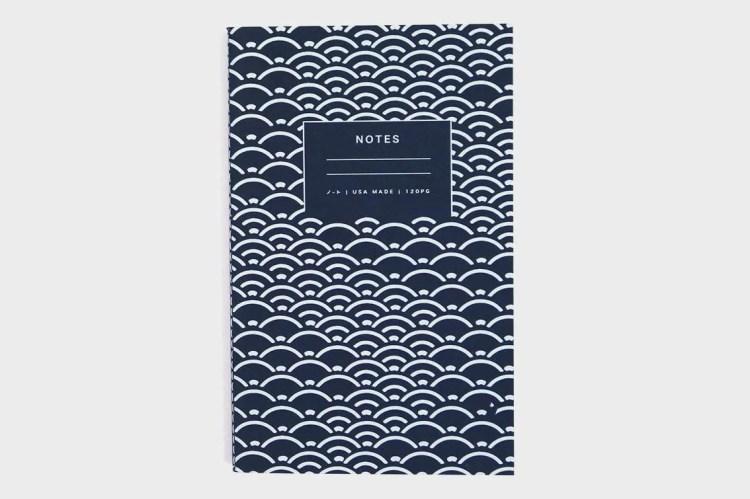 Kiriko Grid Notebook