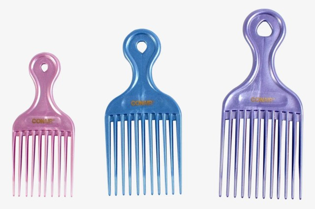 Conair Styling Essentials Hair Lift Combs