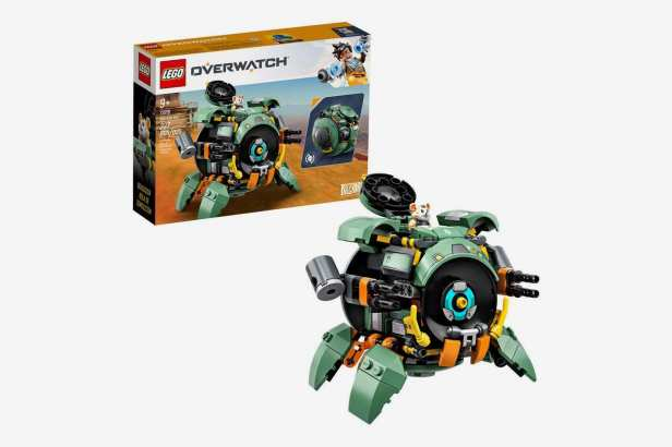 LEGO Overwatch Wrecking Ball Building Kit