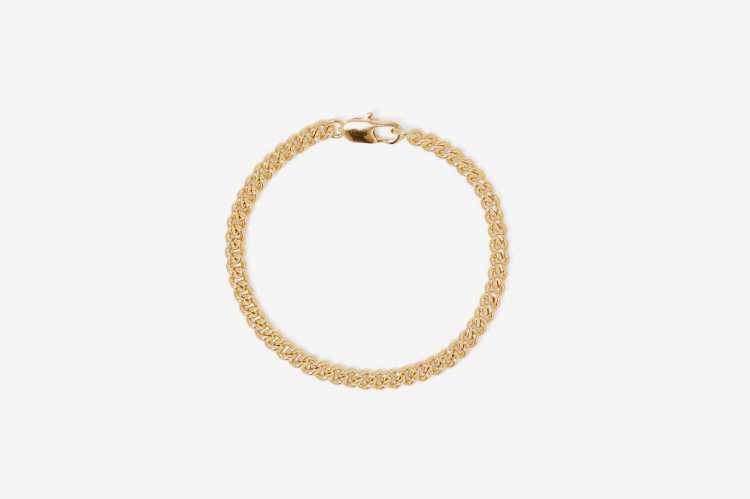 Laura Lombardi Gold Plated Bracelet