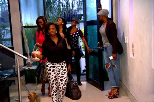 Rhoa Recap Guess Who S Not Coming To Dinner Vulture