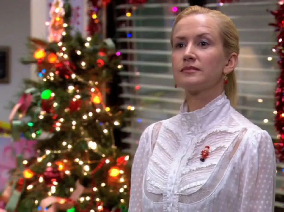 Image result for the office angela