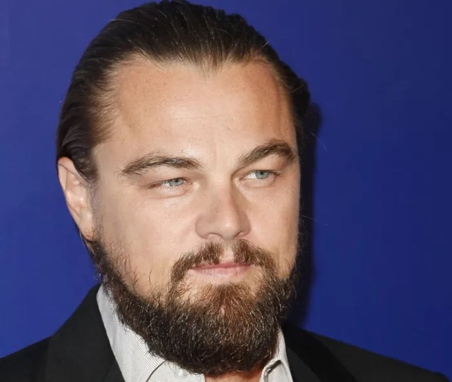 Leonardo Dicaprio Attends The 7th Annual Oceanas Seachange Summer Party On August 16 2014 In