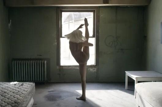 Mad Ziegler In The Chandelier Video